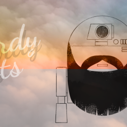 A beardy robot